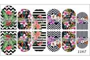 NailOk слайдеры,  наклейки,  дизайны для маникюра недорого в Украине